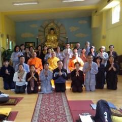 Khóa Tu Thiền Vipassana (Tuệ Minh Sát)